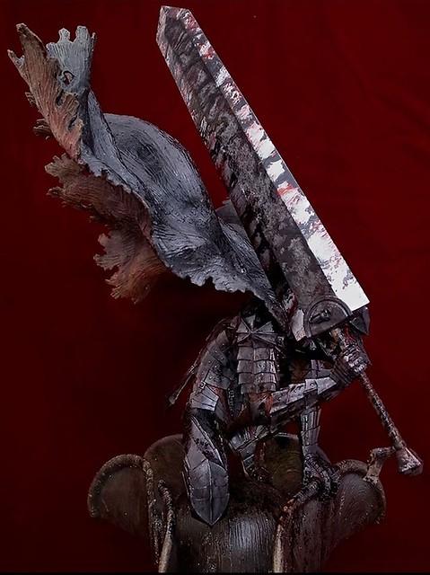 霸氣神作!烙印勇士「狂戰士」觸手船雕像即將完售!