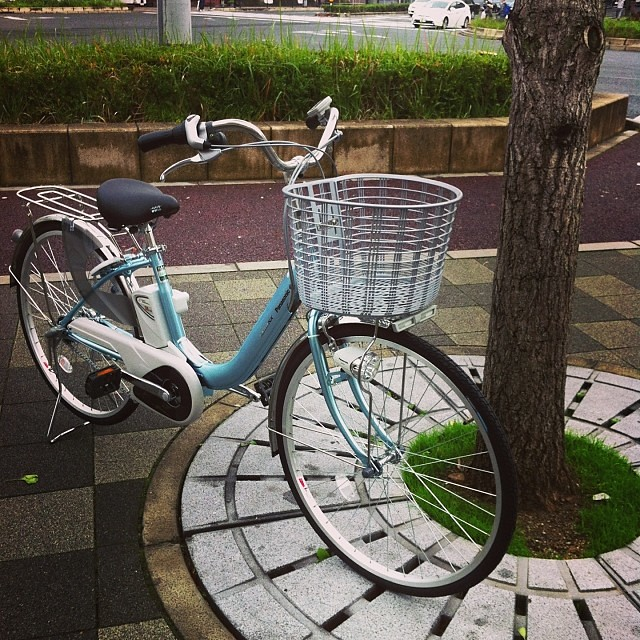 週末ギリギリ!入荷しました!リチウムViVi NX!シンプル電動アシスト自転車です! #eirin #panasonic #vivi #電動アシスト自転車 #商品入荷
