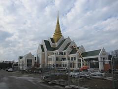 Wat Nawamintararachutis in Raynham, MA