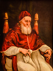 Titian - Portrait of Pope Julius II, 1545 at Stdel Art Museum Frankfurt Germany (mbell1975) Tags: school portrait pope art museum germany painting deutschland italian gallery museu frankfurt fine arts grand muse musee m ii painter venetian museo masters julius muzeum italiano hesse beauxarts mze titian gallerie titien tiziano stdel tizian 1545 vecelli vecellio museumuseum