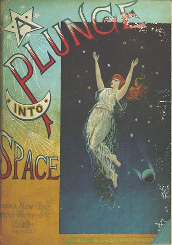 British Library digitised image from page 245 of .A Plunge into Space.