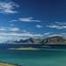 Lofoten sunny view