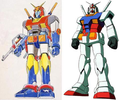 玩具人不能不認識的鋼彈、鋼彈的原點:初代鋼彈 RX-78-2!