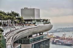 Infinity Pool at Marina Bay in Singapore - weenjoyasia (aspire81) Tags: longexposure bali canon indonesia singapore asia beijing