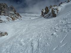 Scialpinismo Majella - Rava della Vespa
