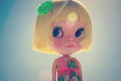A Doll A Day.  Feb 14. Sailor In The Sky With Diamonds.