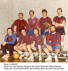 1982-1983 Heren 3