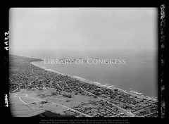 Tel Aviv. Section along the coast looking S.W. toward the sea (APAAME) Tags: archaeology ancienthistory middleeast aerial libraryofcongress airphoto oblique aerialphotography matsoncollection nitratenegative aerialarchaeology geocodedbasedonsite