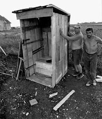 The Outhouse (PM Kelly) Tags: outstandingforeignphotographersvisitingromania