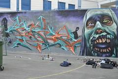 chaaaaaan (Er Pike De ABDT) Tags: wild graffiti pastel huelva pike wildstyle 2014 pyke modelpastel abdt abasedetaker abdtcrew elpike elpyke