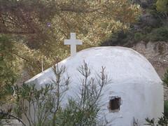 (Psinthos.Net) Tags: nature pinetree march spring hellas chapel greece rodos rhodes agiosstefanos     psinthos  orthodoxchapel