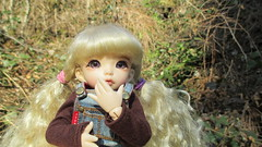 IMG_1404 (Cokydaydream) Tags: doll tiny bjd fairyland ante yosd littlefee