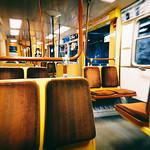 Subway Train / Stockholm Subway (T-Bana) thumbnail