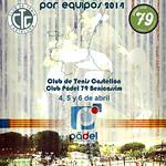Cto. Autonómico Equipos CT Castellón Abr2014
