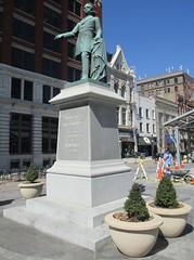 John Cabell Breckinridge Monument (Lexington, Kentucky) (courthouselover) Tags: lexington kentucky ky lgbt fayettecounty lgbtq courthouseextras gaycommunities gayvillages lgbtcommunities lgbtqcommunities