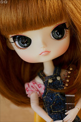 Rot-chan (gwennan) Tags: color macro cute colors japan closeup toy doll dal figure junplanning jfigure rotchan