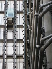 Lloyds lifts (terry.1953) Tags: city london architecture lift elevator cityoflondon lloydsbuilding londonarchitecture