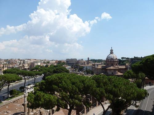 Panorama, Rome