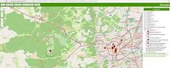 """""""De l'utile  l'agrgable"""" : la carte collaborative de Clermont-Ferrand et ses alentours  / carteclermont63.infini.fr (coincoyote) Tags: application contribution auvergne clermontferrand participation partage initiative gratuit puydedome chimere biencommun ete2015 cartecollaborative manifestationsgratuites clermontcommunaute cartographiesociale"""
