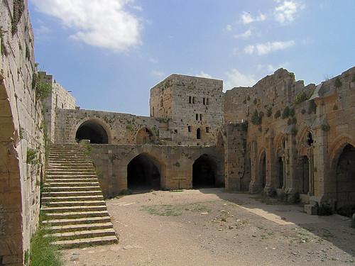 Krak des Chevaliers - قلعة الحصن