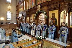 153. The Commemoration of the Svyatogorsk icon of the Mother of God / Празднование Святогорской иконы Божией Матери