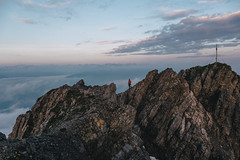 Happy girl. (rawmeyn   Filmmaker & Photographer) Tags: austria tirol outdoor hiking wandern tyrol gh2