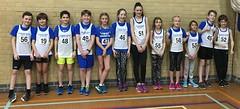 Sportshall - Sittngbourne - 26th February 2017