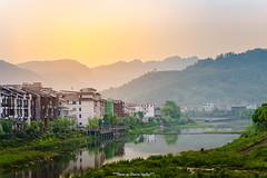 Morning ... (tuanduongtt8018) Tags: china landscape peace peaceful morning river sun sunlight sonya7 travel winter