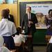 World Bank Group President Jim Yong Kim visits Zanaki Primary School