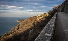 Napoleonica and Miramare (belboo) Tags: carso meer napoleonica sea triest trieste friuliveneziagiulia italy it