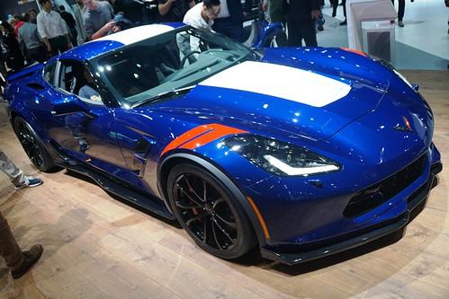 La légende Corvette