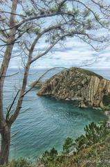 15 01 09 15 01 09 DSCF2621 (jmacirez13) Tags: asturias cudillero españa playadelsilencio naturaleza nature mar horizonte acantilado