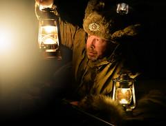 Last defender (PentlandPirate of the North) Tags: lastdefender thetruth sillyhat aprilfool weatherbeaten
