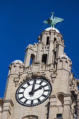 IMG_5705_edited-1 (Lofty1965) Tags: liverbuilding liverbird clock