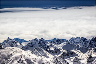 Durch die Wüste der Wolken