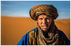 Berber Guide (keety uk) Tags: ©stuartbennett photokeetynet morroco desert marrakech berber