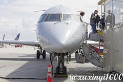 Canadair CRJ-701ER, N709SK, American Eagle (xuxinyi1000) Tags: canadair cl6002c10 regional jet crj701er crj700 n709sk cn 10159 american eagle opby skywest airlines los angeles international airport lax klax