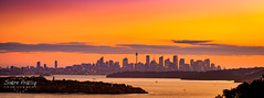 Welcome to Sydney (Simon Pratley) Tags: 5dmkiii afternoon air atardecer australia canon city cityscape clouds coast costa dusk elrío evening gold golden goldenhour landscape leefilters leegraduatedfiter light longexposure nature neutraldensity nubes ocean orange panorama panoramic serene silhouette simonpratleyphotography sky skyline sunset sydney sydneyharbour unrío water watercourse yellow elmar lacosta