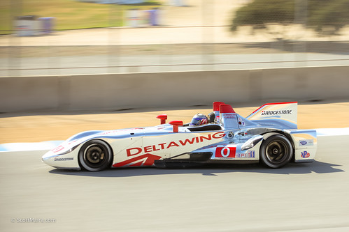 DeltaWing Racing #0