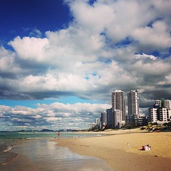 It's day like this that makes #goldcoast winters so #perfect (hortovanyi) Tags: square lofi squareformat iphoneography instagramapp uploaded:by=instagram foursquare:venue=4c034d47310fc9b665cdc561