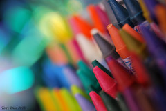 Crayons set (Tony Dias 7) Tags: macro set mondays