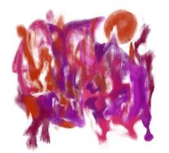 So many uncertainties (readerwalker) Tags: doodles abstracts ipad ipainting procreateipadapp