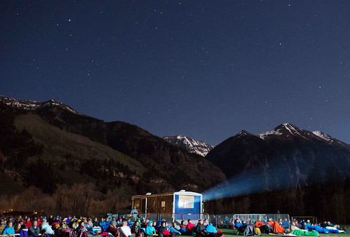 Base Camp Outdoor Theater - Photo Credit Gus Gusciora