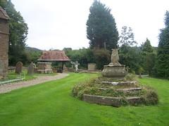 Worcestershire, Shelsley Beauchamp (jmc4 - Church Explorer) Tags: church cross worcestershire preaching shelsley beauchamp shelsleybeauchamp