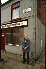 Geoff Spafford Gilliatt Street Scunthorpe 002 (photographer695) Tags: street was born is place geoff muslim mosque where he now scunthorpe the spafford gilliatt