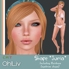 .Oh!Liv. SHAPE *Junia (V) Tags: sl secondlife livia vendor marketplace shape ohliv livialexis