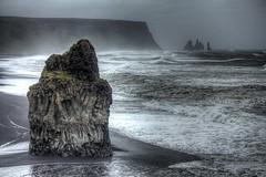 Dyrhlaey, Iceland (K C CHAN) Tags: ocean sea iceland wave ugly angry dyrhlaey