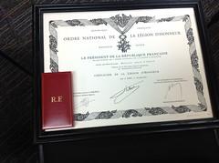 DL Bemidji member recieves high honortes  DL Bemidji member O'Boyle's.