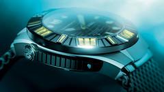 Technomarine BlackReef Ti Ultimate Watch (www.Boxfox1.com) Tags: watch automatic reloj titanium swissmade technomarine blackreef tiultimate