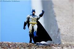 Batman (Michaela Unbehau Photography) Tags: jason fashion night dark actionfigure photography bruce  figure batman bale mattel begins michaela rises summersun wane unbehau